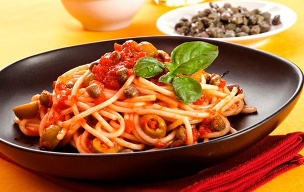 "Spaghetti ""Napoli"""